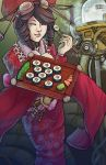 Steampunk Sushi Girl by Sempaiko