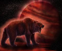 Ursus - God of Jupiter by Golphee