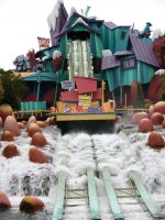 Dudley Do-Right Ripsaw Falls 2 by FairieGoodMother