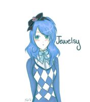 Commission: Jewelsy by elessaria