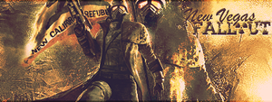 Fallout New Vegas signature by ghost4luck