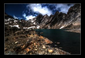 The peak II by cradeloso