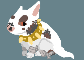 Vector Puppy Spint by Moracalle