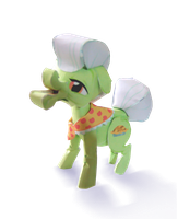 Granny Smith Finished Photo by Kna
