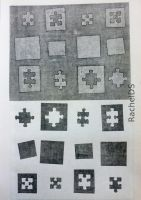 Ghost 1 and 2 Puzzle by RachelDS