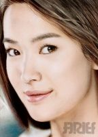 Song Hye Kyo Color Drawing 2 by riefra