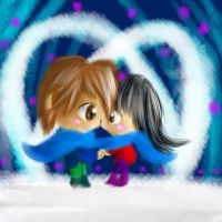 CE: In the coldest season is the sweetest love by lifegiving
