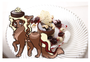 . : dessert design for f-a-y-e : . by sheriiquills