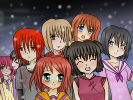All together^^ by Rozala