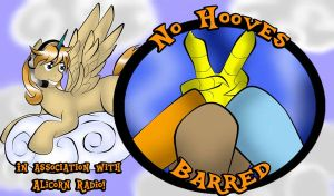 No Hooves Barred cover by EthanPow