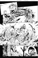 Battle Chasers page 10 by TimTownsend