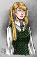 APH : The Young Lady by thecarefree
