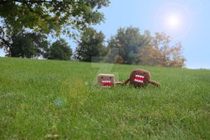 Domo Love by bec312