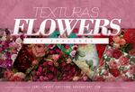 +RECURSOS: Texturas Flowers by CAMI-CURLES-EDITIONS