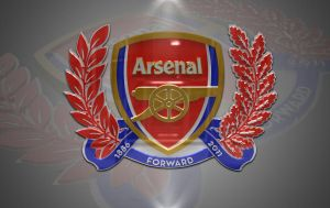 Arsenal London Wallpaper made by me in 3DS MAX+PS by fred128