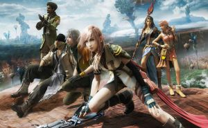 Video Game final fantasy xiii 109667 by talha122