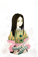 Alice Madness Returns by grace1263