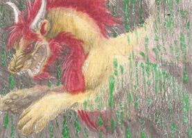 From the Matrix ACEO by NikiKalat