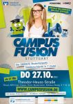 Campusfusion Poster by homeaffairs