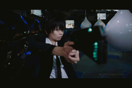 Psycho-Pass: 04 by BanditYinG