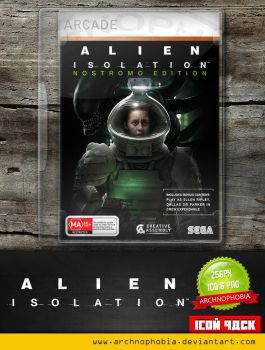 Alien: Isolation (Icon Pack) by archnophobia