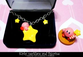 Kirby Gift Set by Cryssy-miu