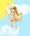 Zephira the Pidgeot by KendraTheShinyEevee