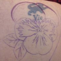 Pansy cover Before by IAteAllMyPaste
