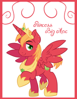 Princess BigMac by Pon3Splash