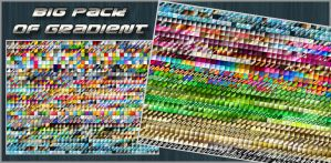Big Pack    Gradient Ps by Tetelle-passion