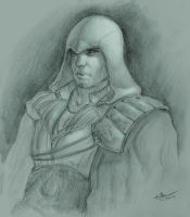 Ezio Auditore Da Firenze by arvalis