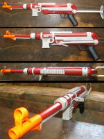 BORDERLANDS M40 airsoft by Hito-san