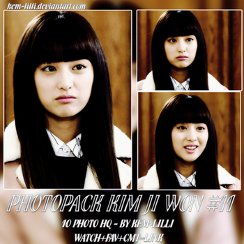 [PHOTOPACK] KIM JI WON - THE HEIRS #11 by Kem-Lilli