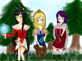 Mages by MiracleLady