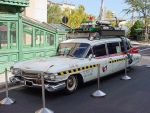 GHOSTBUSTERS ECTO1-A in 1989 by carl-88