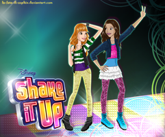 Shake it up by La-Fata-di-Sophix