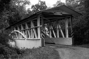 Covered Bridge, Bedford County by pubculture