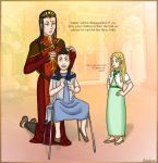 LotR/S: Children and Shiny Things by Houkakyou