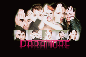 paramore wallpaper by dia-m