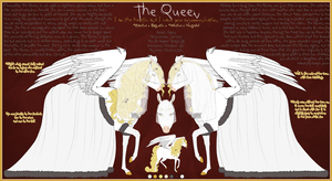 . The Queen . by Diikae