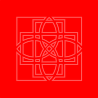 Red Celtic Knot Design by yodaman293