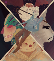 ROTG by Jimmy-ilustra
