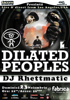 Dilated Peoples by hria