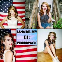 Lana del Rey Photopack 01 by DaniellaTutos
