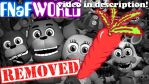 VIDEO! - FNaF WORLD CONTROVERSY! My thoughts by Morgan-the-Rabbit