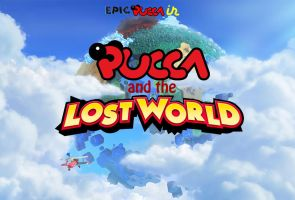 Pucca And The Lost World Part 1 by rabbidlover01