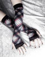 Father's Sunday Blazer Arm Warmers by ZenAndCoffee