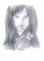 Kili by LuckyChance07