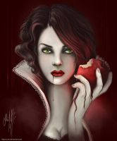 Snow White's Suicide by j-am