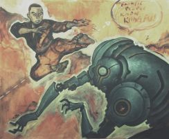 ChinesePeopleKnowKungFu WIP by sonny123